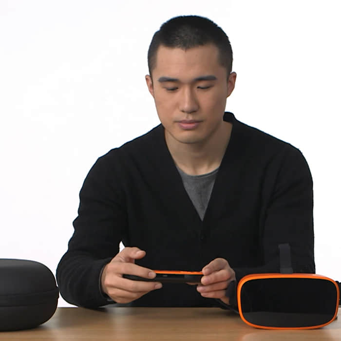 VR一体机使用教程