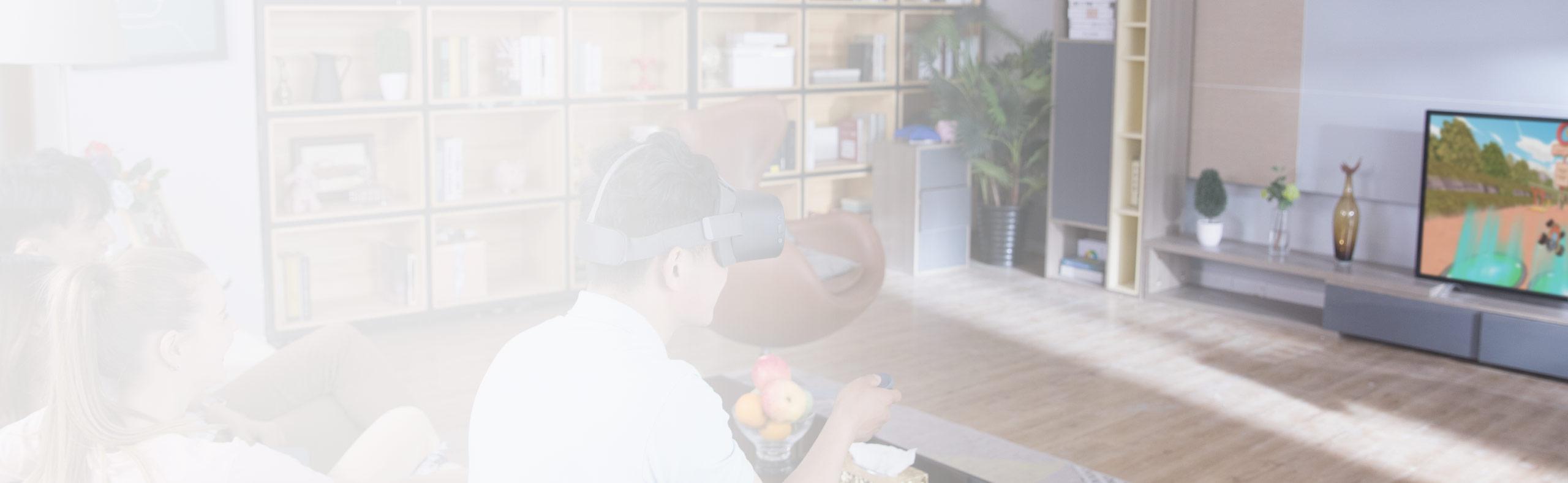 Pico UI VR操作界面